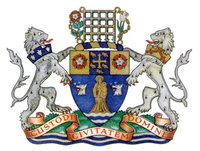 Arms of Westminster London Borough Council